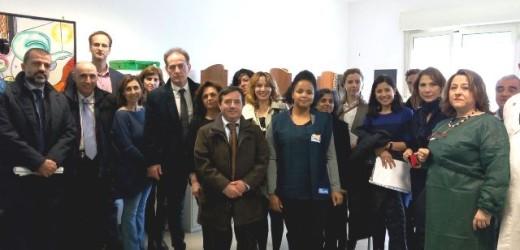 Delegazione della Banca mondiale a Melilli e all'Asp di Siracusa per un incontro sull'immigrazione
