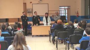 L'incontro dei Carabinieri a Melilli