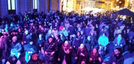 """Martedì gran finale in piazza con il """"Carnevale Canicattinese"""", sfilata, tanta allegria e la musica dell'Armata Brancaleone"""