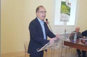 L'intervento del sindaco Bonfanti