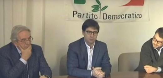 L'adesione del sindaco di Carlentini al Pd causa di scontro tra le anime del partito, sotto attacco Lo Giudice e Raciti