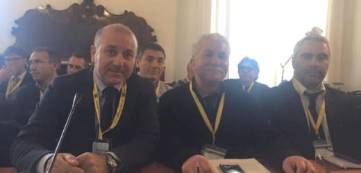 Eni Versalis, il sindacato incontra l'assessore regionale Lo Bello, presentato un documento dei deputati siracusani