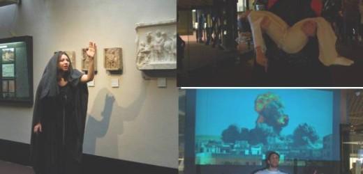"""""""Appunti da Euripide e…Troiane"""", apprezzamenti dal pubblico per lo spettacolo degli allievi dell'Inda al museo Paolo Orsi"""