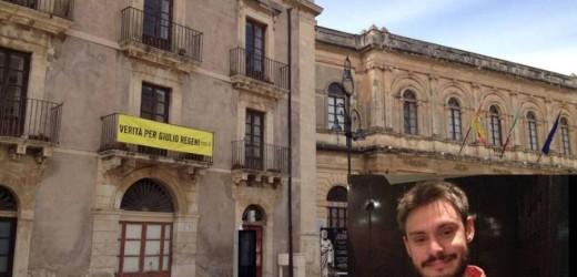 """I dipendenti della Soprintendenza di Siracusa aderiscono alla campagna """"Verità per Giulio Regeni"""" ucciso in Egitto"""