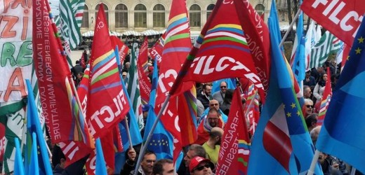 Oggi a Siracusa manifestazione nazionale per salvare Versalis, il meridione d'Italia dice no alla vendita da parte di Eni