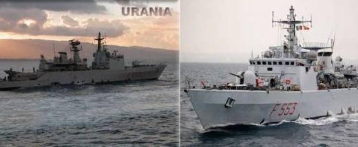 Giovedì ultimo ammaina bandiera per le corvette Urania e Danaide, saranno vendute al Bangladesh
