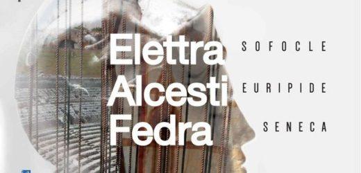 Si presenta giovedì la 52° stagione degli spettacoli classici, in scena Elettra di Sofocle, Alcesti di Euripide e Fedra di Seneca