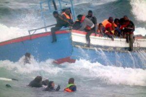 Naufragio-immigrati
