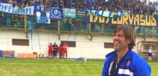 """""""La più bella partita da quando alleno"""", così Andrea Sottil sulla rimonta del suo Siracusa 3-2 nei confronti della Juve Stabia"""