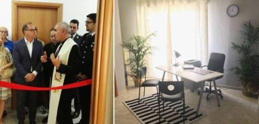 """Inaugurata presso la Compagnia Carabinieri di Noto """"una stanza per te"""", dedicata alle donne che denunciano violenza"""