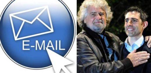 Aporie | Lasciarsi con una e-mail…