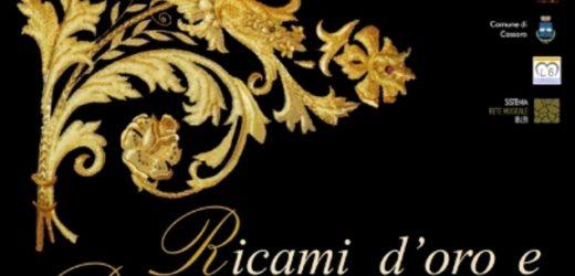"""""""Ricami d'oro e Profumo d'incenso"""", giovedì 19 maggio conferenza e mostra al Museo Tempo di Canicattini Bagni"""