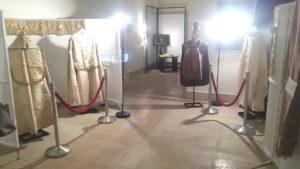 Uno spazio della mostra