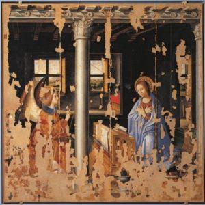 Annunciazione - Antonello da Messina