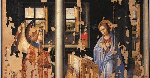 Dal 17 agosto al 16 ottobre a Palazzolo l'Annunciazione di Antonello da Messina e le Madonne di Francesco Laurana