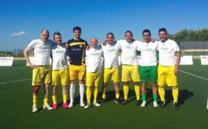 La squadra capitana da Calabrese