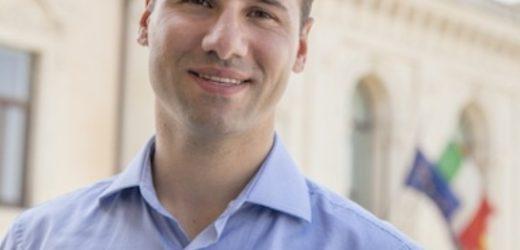 Viaggio dell'Annunciazione da Siracusa a Palazzolo, interviene Luca Russo assessore al Turismo del Comune montano