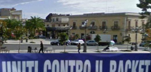 Domenica sera Solarino sarà in piazza per la fiaccolata della legalità, per dire insieme a tutto il territorio NO al racket