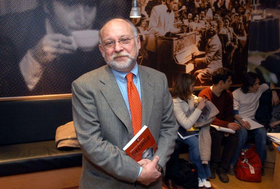Vittorio Zucconi, giornalista e scrittore, direttore di Radio Capital