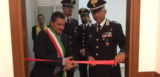 Inaugurato questa mattina il posto fisso dei Carabinieri nel borgo marinaro di Marzamemi