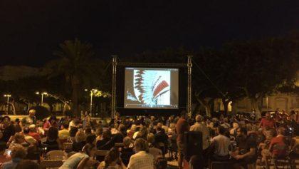 Cinema in Piazza 3.0 alla Borgata a Siracusa