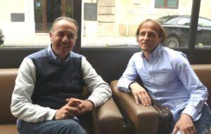 Antonello Laneri e Davide Baiocco