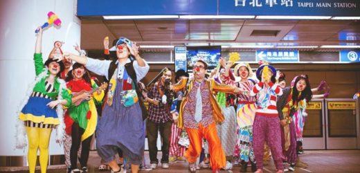 """Un laboratorio internazionale di """"clown"""" con i migranti, da Taiwan a Canicattini Bagni, mercoledì 17 sfilata e spettacolo"""