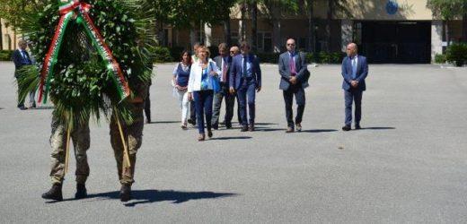 La commissione parlamentare d'inchiesta alla Gamerra di Pisa per fare luce sulla morte del para siracusano Emanuele Scieri