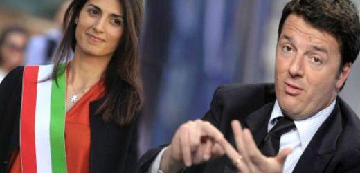 Monnezza. E se la Raggi ne discutesse con Renzi?