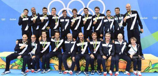 """Rio 2016, un bronzo nella pallanuoto maschile che parla """"siracusano"""" con Sandro Campagna e Valentino Gallo"""