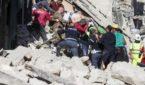 Ampia la macchina dei soccorsi nelle zone colpite dal sisma