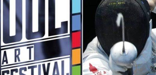 """""""Uol Art"""", live, streetart e scherma ad Ortigia tra gli eventi che annunciano l'arrivo dei mondiali di canoa polo"""