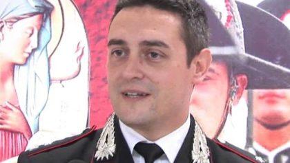 Il maggiore Paolo Sambataro