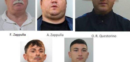 """Operazione """"Poste Sicure 2"""", la Polizia di Siracusa arresta 5 catanesi che rapinavano le vittime all'uscita dalla posta"""