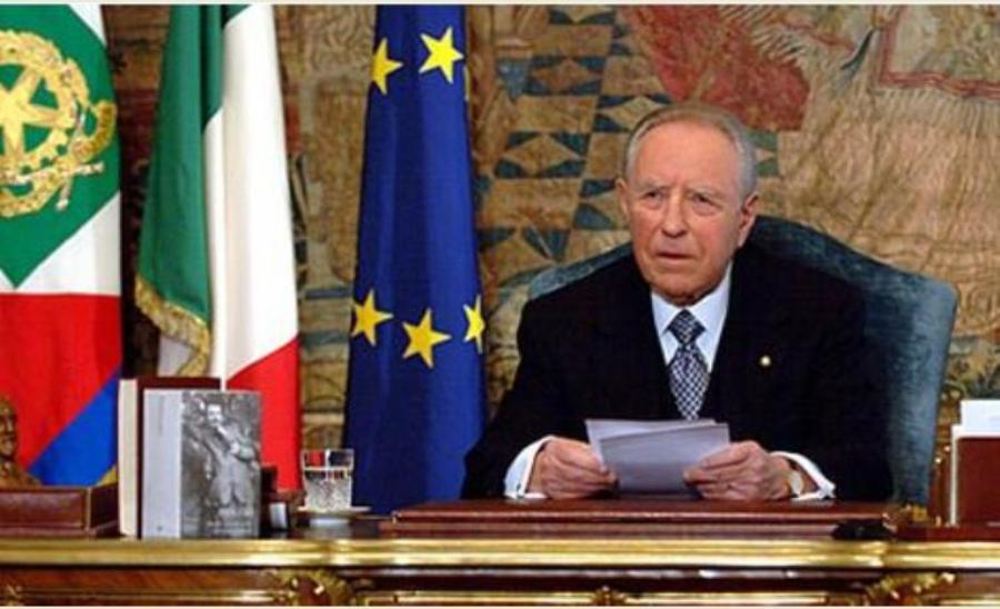 Carlo Azeglio Ciampi, Presidente Emerito della Repubblica
