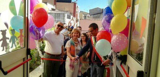 """Inaugurata questa mattina a Ferla la scuola dell'infanzia dell'Istituto """"Valle dell'Anapo"""" rinnovata ed ecosostenibile"""