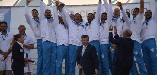 Canoa polo, l'Italia batte la Francia e ai mondiali di Siracusa conquista l'oro e il titolo di Campione del Mondo
