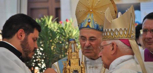 Continuano le celebrazioni del 63° anniversario della lacrimazione della Madonna a Siracusa