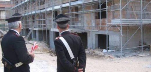 Sicurezza sul lavoro, controlli dei Carabinieri e dell'Asp in un cantiere di Priolo, sanzioni per 7 mila euro