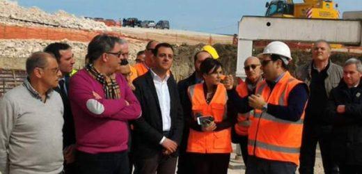 Ritardi nei pagamenti da parte del Cas, si fermano imprese e lavoratori dei cantieri del tratto autostradale Rosolini-Modica