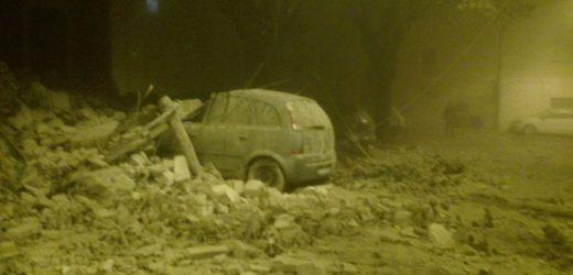 Torna a tremare la terra nel centro Italia, due scosse nella serata di magnitudo 5.4 e 5.9 riportano la paura nelle Marche