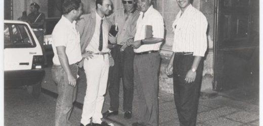 Si inaugura sabato a Siracusa lo slargo intitolato al giornalista siracusano Pino Filippelli