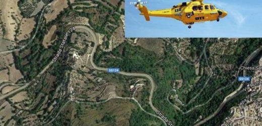 Ancora una giovane vita spezzata sulle strade della zona montana alle porte di Palazzolo, muore un motociclista 33enne
