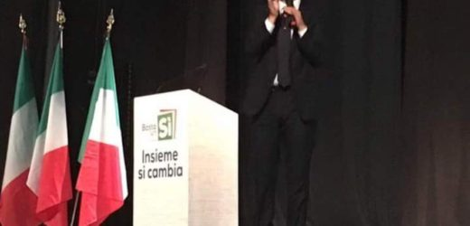 Renzi a Siracusa difende le riforme e invita a votare SI, silenzio sullo stato del PD e sul Vermexio, ne parlano però le Iene