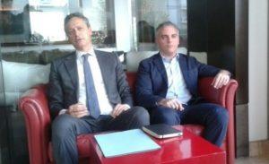 Massimo Milazzo e Fabio Rodante