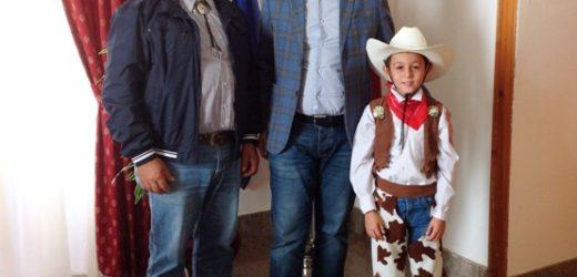 """Due rosolinesi, padre e figlio, a """"Talenti & Cavalli"""" la manifestazione della Fieracavalli di Verona"""
