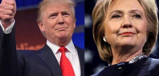 """L'America sceglie il suo 45° presidente, il """"rozzo"""" e """"duro"""" Donald Trump, sconfitta la democratica Hillary Clinton"""