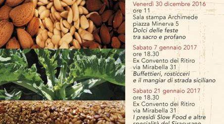 """Siracusa, si presenta venerdì """"Assaggi di Territorio"""", la manifestazione promossa da Slow Food e dal Comune"""