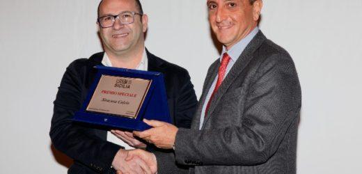 Il Siracusa tra i premiati a Petralia Sottana alla 57° edizione dei Premi Ussi Sicilia assegnati dai giornalisti sportivi