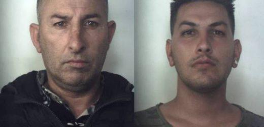 Fermati dai Carabinieri di Cassibile padre e figlio per una serie di truffe dello specchietto messe in atto l'estate scorsa